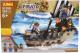 Сборная игрушка, конструктор Jumei Пираты N-396 -