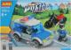Сборная игрушка, конструктор Jumei Полицейский участок N-420 -
