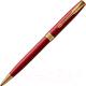 Ручка шариковая/перьевая Parker Sonnet Lacquer Intense Red GT 1931476 -