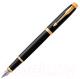 Ручка шариковая/перьевая Parker IM Metal Black GT 1931645 -