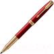 Ручка шариковая/перьевая Parker Sonnet Lacquer Intense Red GT 1948085 -