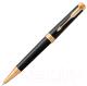 Ручка шариковая/перьевая Parker Premier Black Lacquer GT 1931412 -