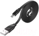 Кабель USB Yison U31 Micro USB (черный) -