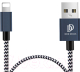 Кабель USB Dux Ducis K-ll Lightning (синий) -