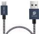 Кабель USB Dux Ducis K-ll Micro USB (синий) -