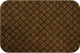 Коврик Sintelon Lider URB 1411 (40x60, коричневый) -