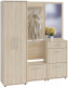 Шкаф/стенка/секция Сокол-Мебель ВШ-5.1+ТП-1+П3-3+ТП-2+ШО-1 (дуб сонома) -