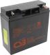 ИБП/сетевой фильтр CSB GP 12170 B1 12V/17Ah -