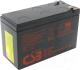 ИБП/сетевой фильтр CSB GP 1272 F2 12V/7.2Ah -
