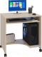 Компьютерный стол Сокол-Мебель КСТ-15 (дуб сонома) -