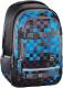 Сумка/рюкзак/чемодан Hama All Out Selby Blue Pixel 138544 -
