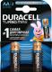 Элемент питания Duracell Turbo Max AA 1.5V LR6 Тачки (2шт) -
