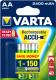 Элемент питания Varta ACCU R2U AA 2400mAh BLI 2 -