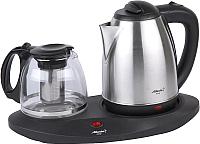 Чайник электрический Atlanta ATH-2591 (черный) -