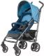 Детская прогулочная коляска Chicco Lite Way 2 Top (синий) -