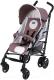 Детская прогулочная коляска Chicco Lite Way Top (дюна бежевый/коричневый) -