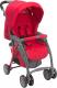 Детская прогулочная коляска Chicco Simplicity Standard (красный) -