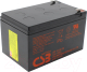 ИБП/сетевой фильтр CSB GP 12120 F2 (12V/12Ah) -