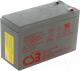 ИБП/сетевой фильтр CSB GPL 1272 F2 FR (12V/7.2Ah) -