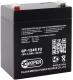 ИБП/сетевой фильтр Kiper GP-1245 (12V/4.5Ah) -