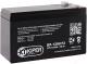 ИБП/сетевой фильтр Kiper GP-1290 (12V/9Ah) -