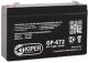 ИБП/сетевой фильтр Kiper GP-672 (6V/7.2Ah) -