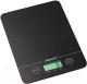 Весы кухонные/бытовые Atlanta ATH-6213 (черный) -