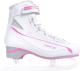 Коньки ледовые Iceberger Erica FS-103 (р-р 33, розовый) -