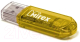 USB flash Mirex Elf Yellow 8GB (13600-FMUYEL08) -