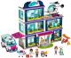Сборная игрушка, конструктор Lego Friends Клиника Хартлейк-Сити / 41318 -