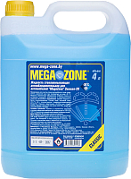 Автохимия MegaZone Classic зимний -20 / 9000022 (4л, синий) -
