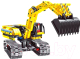 Сборная игрушка, конструктор Qihui Экскаватор / 6801 -