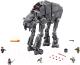 Сборная игрушка, конструктор Lego Star Wars Штурмовой шагоход Первого Ордена / 75189 -