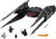 Сборная игрушка, конструктор Lego Star Wars Истребитель Сид Кайло Рена / 75179 -