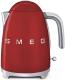 Чайник электрический Smeg KLF03RDEU -