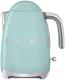 Чайник электрический Smeg KLF03PGEU -