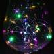 Светодиодная гирлянда Luazon Метраж Капля росы 1080580 (2м, мульти) -