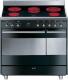 Кухонная плита Smeg SUK92CBL9 -