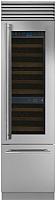 Холодильник Smeg WF366RDX -