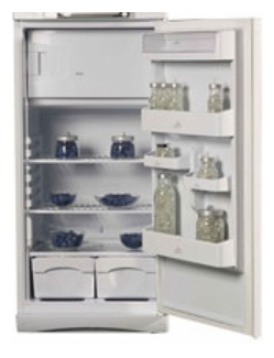 Холодильник с морозильником Indesit SD 125 - общий вид