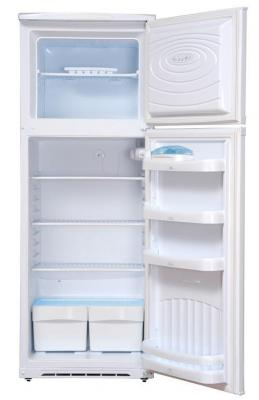 Холодильник с морозильником Nord ДХ 244-010 - Вид спереди