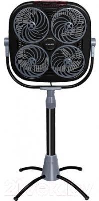 Вентилятор Scarlett SC-1179 (черный)