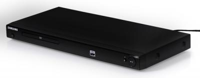 DVD-плеер Samsung DVD-P390 - общий вид
