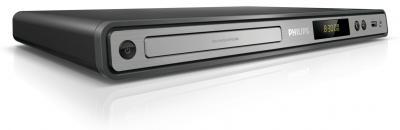 DVD-плеер Philips DVP3358K/51 - вид сбоку