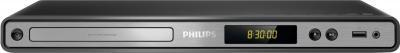 DVD-плеер Philips DVP3358K/51 - вид спереди