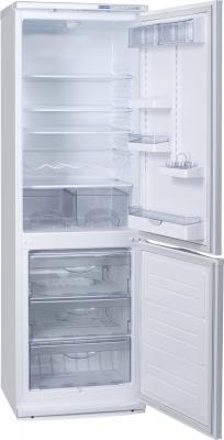 Холодильник с морозильником ATLANT ХМ 6021-034 - внутренний вид