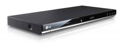 DVD-плеер LG DVX480 - вид сбоку