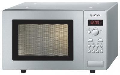 Микроволновая печь Bosch HMT75M451 - вид спереди