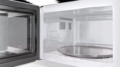 Микроволновая печь Bosch HMT75M451 - с открытой дверцей 1