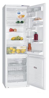 Холодильник с морозильником ATLANT ХМ 6026-001 - общий вид